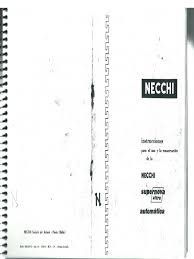 necchi supernova manual moderno