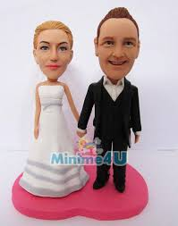 custom wedding toppers personalized wedding cake topper mini me dolls custom wedding