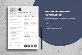 Free Resume And Cover Letter Template 115 Best Free Creative Resume Templates Download