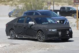 2008 Honda Accord Interior 2018 Honda Accord Spied For The First Time Partially Reveals
