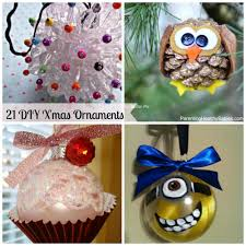 Holiday Photo Ornament Craft Ideas 21 Homemade Christmas Ornament Craft Ideas Toddler Fun Activity