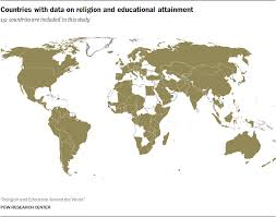 religion and education around the world pew research center