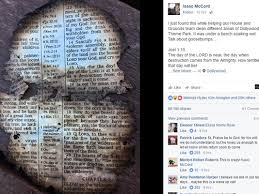 dollywood worker finds burned bible wildfires wkyc
