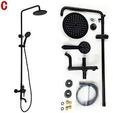 Black Faucets Bathtub Shower Faucet Remove Replace Bathtub Shower Fixtures2