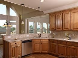 modern kitchen designs and colours kitchen kitchen cabinets traditional medium wood golden brown