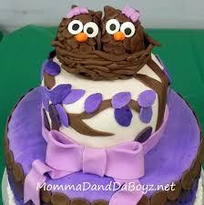 owl birthday cakes owl birthday cake momma d and da boyz