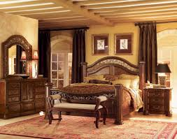 Solid Wood Bedroom Furniture Dark Wood Bedroom Furniture Sets Vivo Furniture