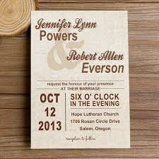 simple wedding invitations neutral modern simple wedding invites iwi250 wedding invitations
