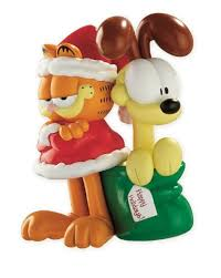 carlton heirloom ornament 2012 garfield and odie