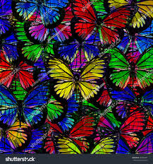 butterfly patternbeautiful abstract background texture made stock