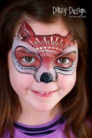 34 best foxy images on pinterest face paintings fox face paint