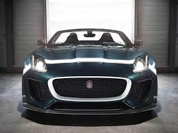 jaguar grill jaguar f type project 7 put into production packs 567 bhp