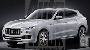 maserati india maserati levante leaked has up to 430 hp