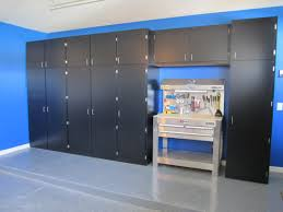 interior large brown wood costco garage cabinets for best garage idea