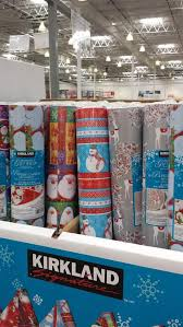kirkland wrapping paper sandmoen on great news costco has christmas