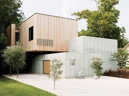 Home Design Houston Texas Concrete Box Dream House Robertson Design Houston Texas