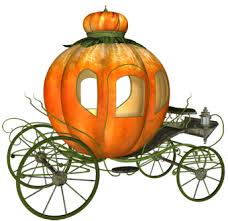 pumpkin carriage pumpkin carriage at the foomart