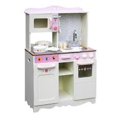 Childrens Toy Wooden Kitchen Toys Family