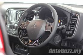 mitsubishi outlander 7 seater locally assembled mitsubishi outlander unveiled 7 airbags and
