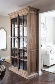 the new dining room bookcase