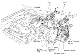 toyota engine diagrams toyota wiring diagrams instruction