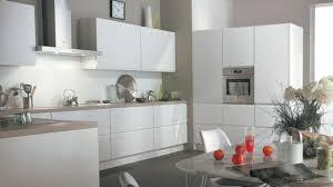 cuisine blanche et bois idee cuisine blanche et bois