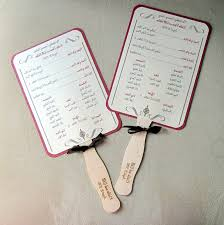 wedding program fans wording wedding programs wording unique scrapping innovations kristin and