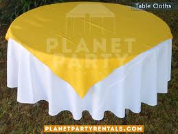 tablecloths for rent table cloths linen partyretanls canopy tents chairs tables
