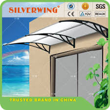 Polycarbonate Window Awnings New Euro Design Pp Plastic Polycarbonate Sheet Window Awning