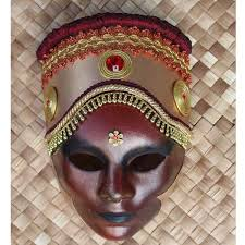 wall masks nefertiti venetian masquerade mask wall mask goddess