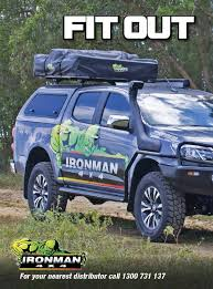 Iron Man Awning Pressreader 4 X 4 Australia 2017 04 01 Fit Out Your 4x4 With