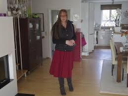 husband is feminized today my feminized boyfriend has to wear a red skirt youtube