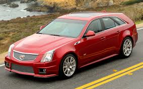 hennessey cadillac cts v wagon a 2011 cadillac cts v wagon heads to the green hell in epic