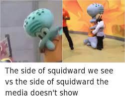 Squidward Meme - 2016 memes in review void magazine jacksonville florida north