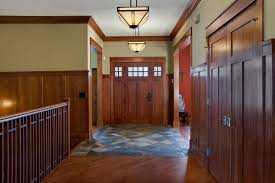 craftsman style flooring craftsman front entry doors in chicago il at glenview haus