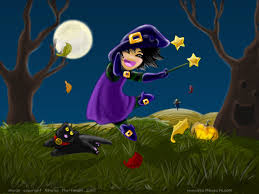 animated halloween desktop backgrounds free holiday wallpapers halloween