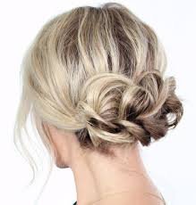 updos for long hair with braids quick and easy braided hairstyles