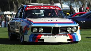 bmw rally 2014 bmw 3 0 csl group 4 race car shines at 2014 amelia island concours