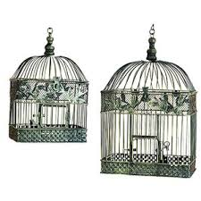 decorative bird houses cages you ll wayfair