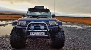 nissan turbo diesel nissan patrol 1998 46