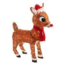 36 u201d pre lit reindeer christmas decor christmas tree shops andthat
