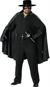 spanish bandit costume deluxe set plus size men