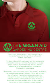 the green aid gardening centre brand creation on behance