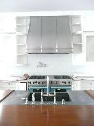 Kitchen Vent Hood Designs by Kitchen Brilliant French Hood Design Ideas Hoods Stainless Steel
