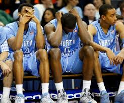 basketball player on bench new numbers new physiques new recruits have unc thinking big