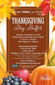thanksgiving thanksgiving flyer 2 2016 thanksgiving buffet
