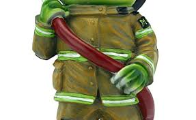 home interior pic firefighter outdoor statues fireman frog statues garden outdoor