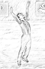 patrick chan coloring pages