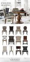 Covered Dining Room Chairs Best 25 Dining Room Chairs Ideas Only On Pinterest Formal