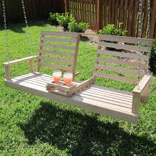 Patio Swing Folds Into Bed Found My Porch Swing Complete With Cupholder Oh Yeah Beecham